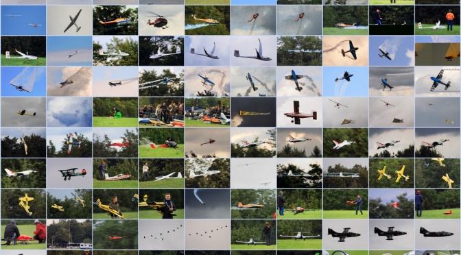 Modellflugtage Esslingen 16.09. – 17.09.2017
