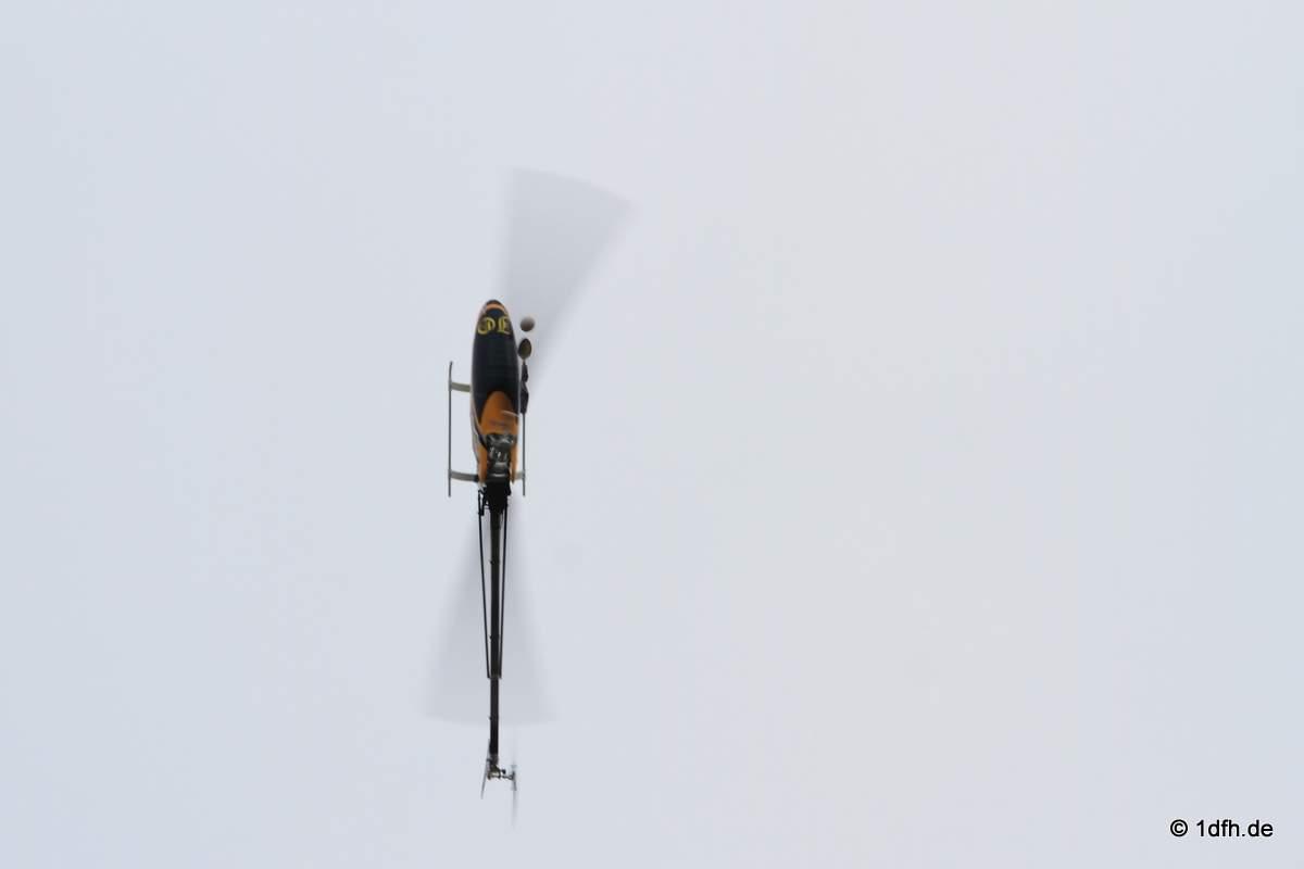 10. Eierfliegen MSG Gechingen 06.04.2015