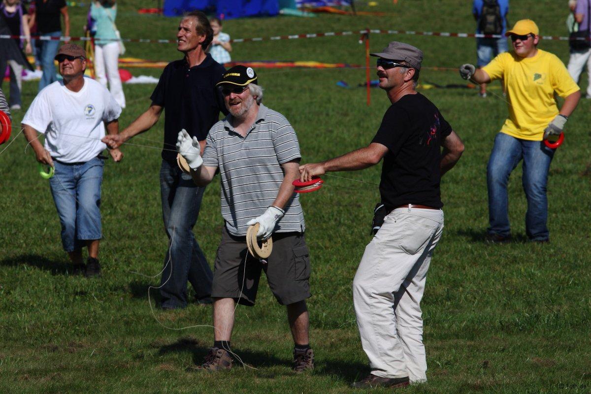 12. Laichinger Drachenfest