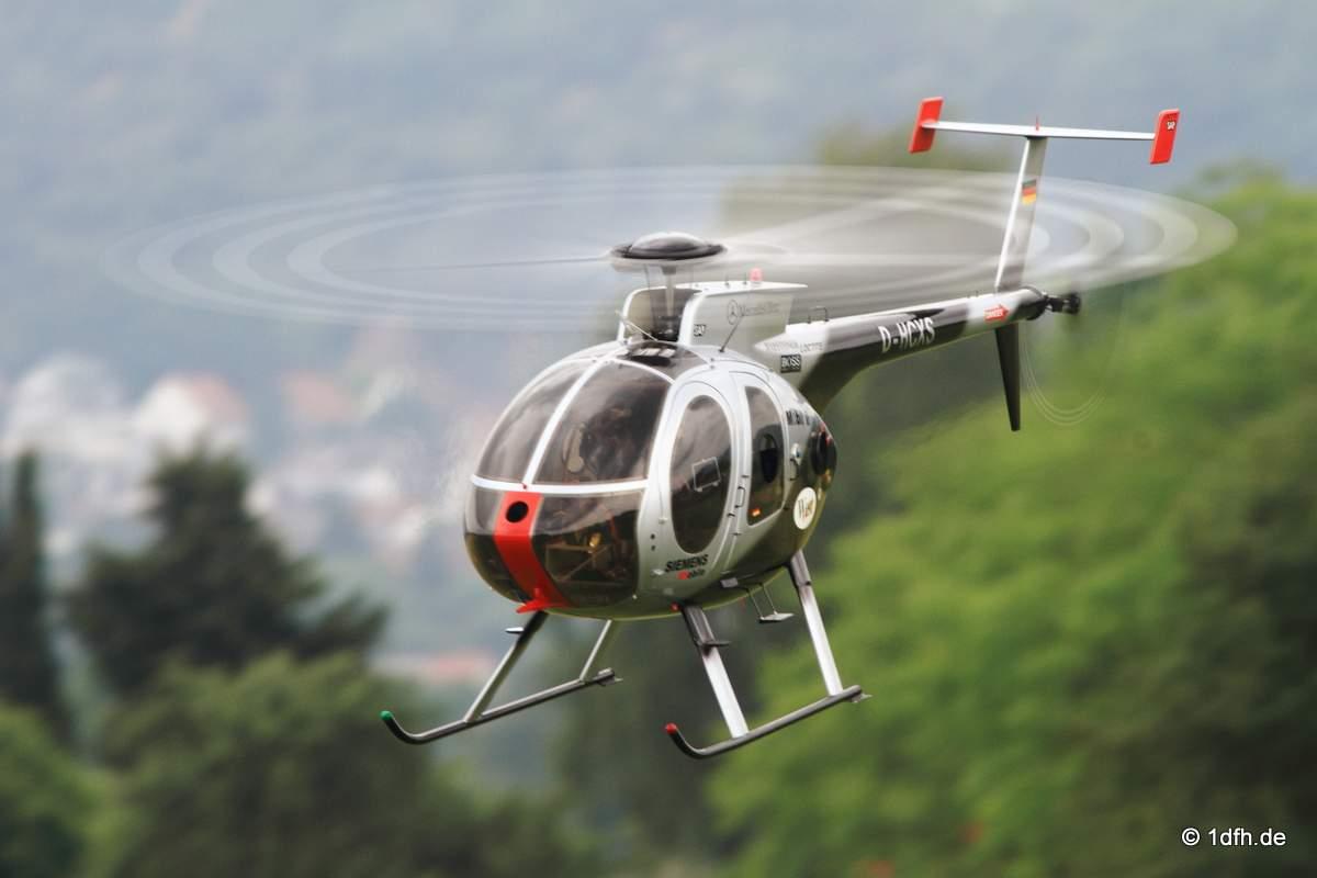 18. Heidelberger-Vatertags-Helitreffen
