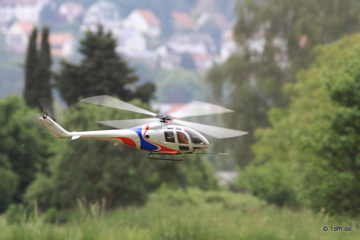 19. Heidelberger Vatertags-Helitreffen 14.05.2015