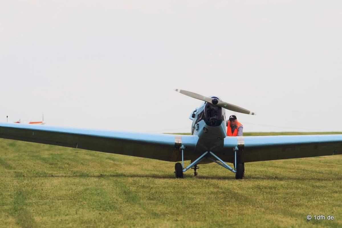2. Oldtimer- und Luftfahrtfestival  in Eutingen (Gäu)