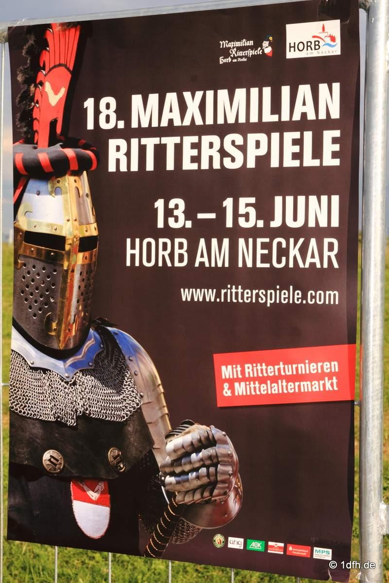18. Maximilian Ritterspiele