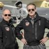 Test flight Pilot equipement