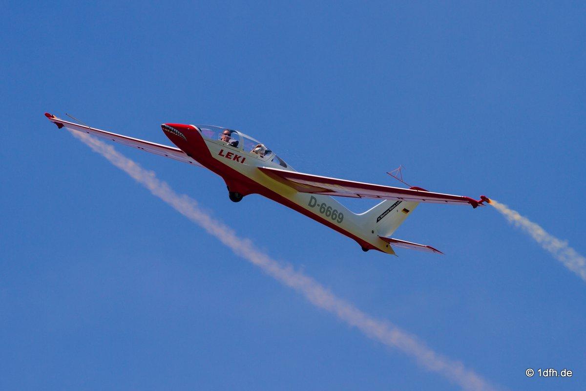 22. DM Segelkunstflug Hayingen 2014
