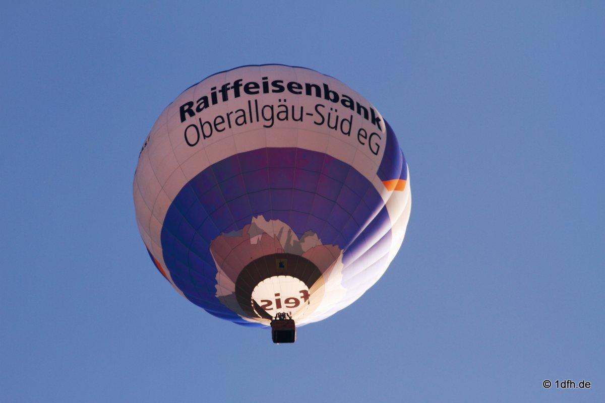 26. Flugtage Rossfeld