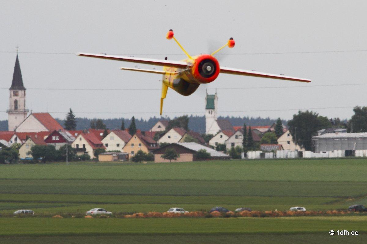 Flugshow MSV-Blaustein