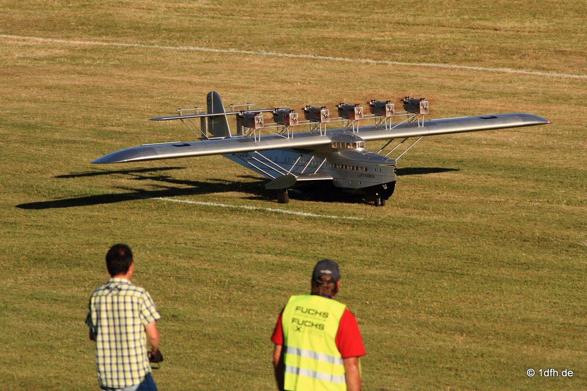 3. internationales Airlinertreffen Fliegergruppe Gingen/Fils e. V. 10.07.2015