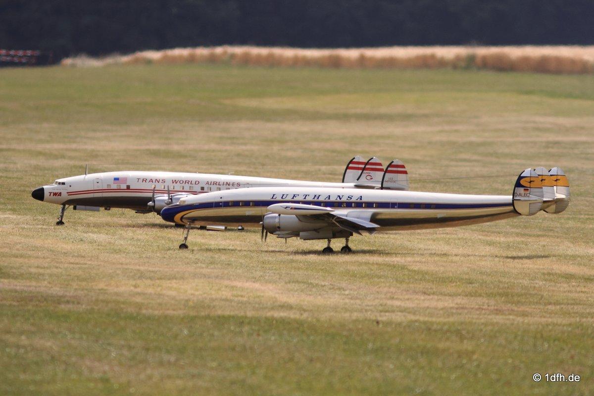 3. internationales Airlinertreffen Fliegergruppe Gingen/Fils e. V. 12.07.2015