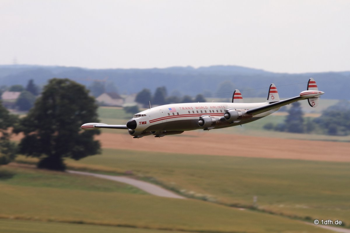 3. internationales Airlinertreffen Fliegergruppe Gingen/Fils e. V. 12.07.2015