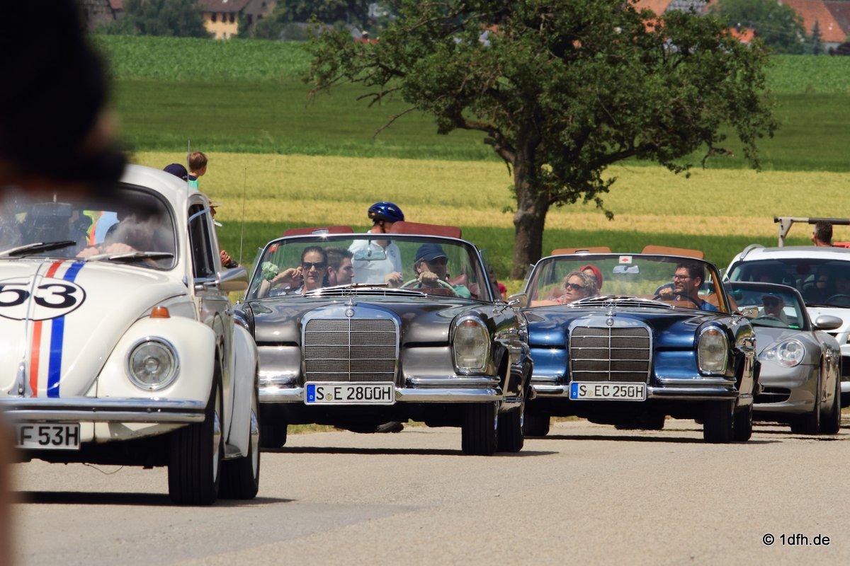 3. Oldtimer- und Luftfahrtfestival Eutingen (Gäu) 14.06.2015