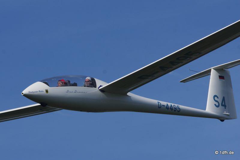 45. internationale Hahnweide Segelflugwettbewerb