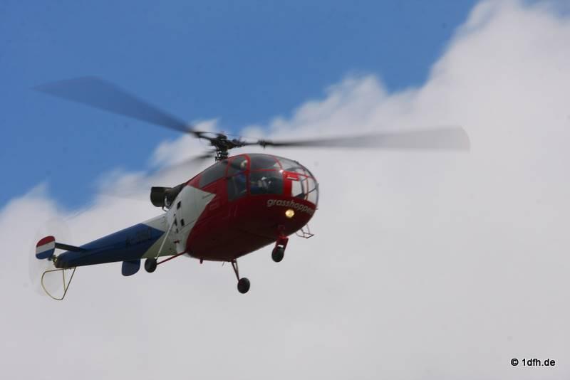 Hubschrauber Meeting Flugmodellclub Offenbach