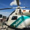 50 Jahre Polizeihubschrauberstaffel Baden-Württemberg – Tag der offenen Tür 26.07.2015