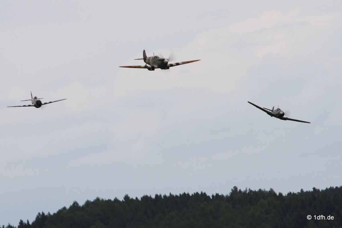 7. Warbirdtreffen MFC-Oberhausen e.V. 2014