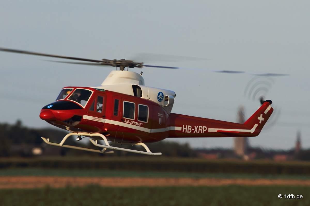 8. DMFV Scale/Semi-Scale Hubschrauber Meeting