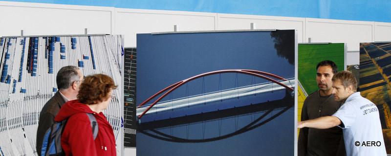 Aero Friedrichshafen Fotoausstellung
