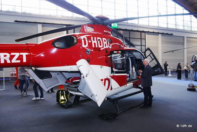 EC 135, DRF,Aero 2011