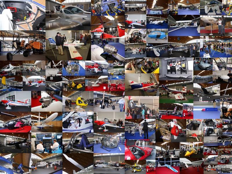 Aero 2011,Collage