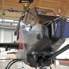 Halle B5: Bell Cobra TAH-1F der Flying Bulls.