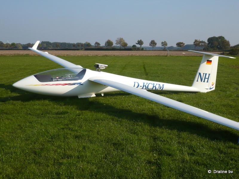 ASW 20 CL-J mit PSR-Jet-System