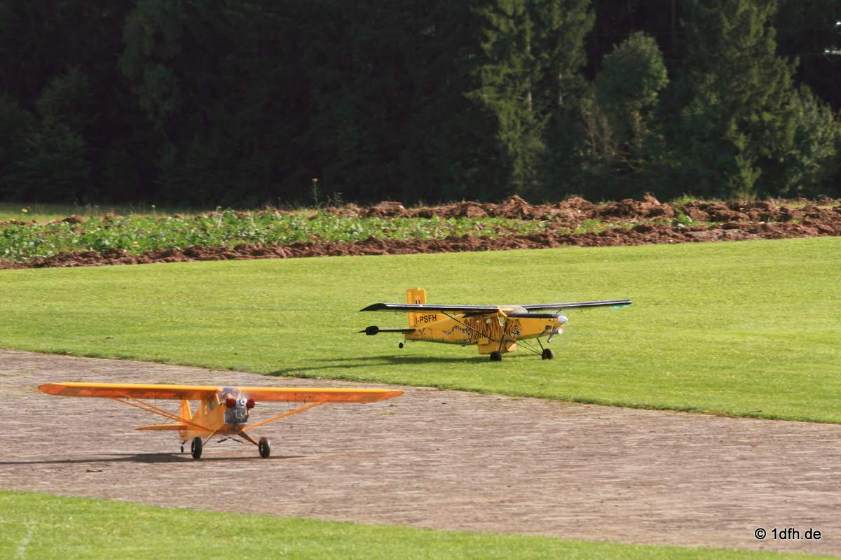 Böblinger Modellflugtage 28.09.2014