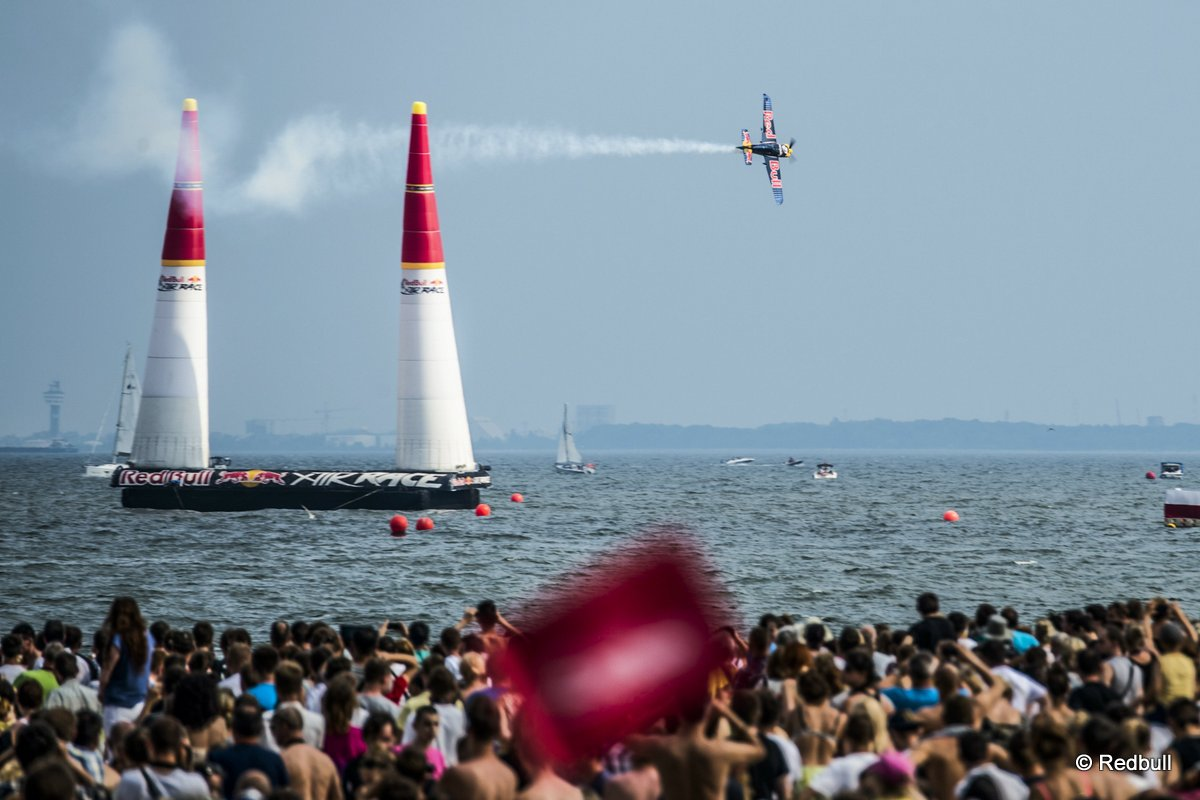 Red Bull Air Race 2014 Gdynia