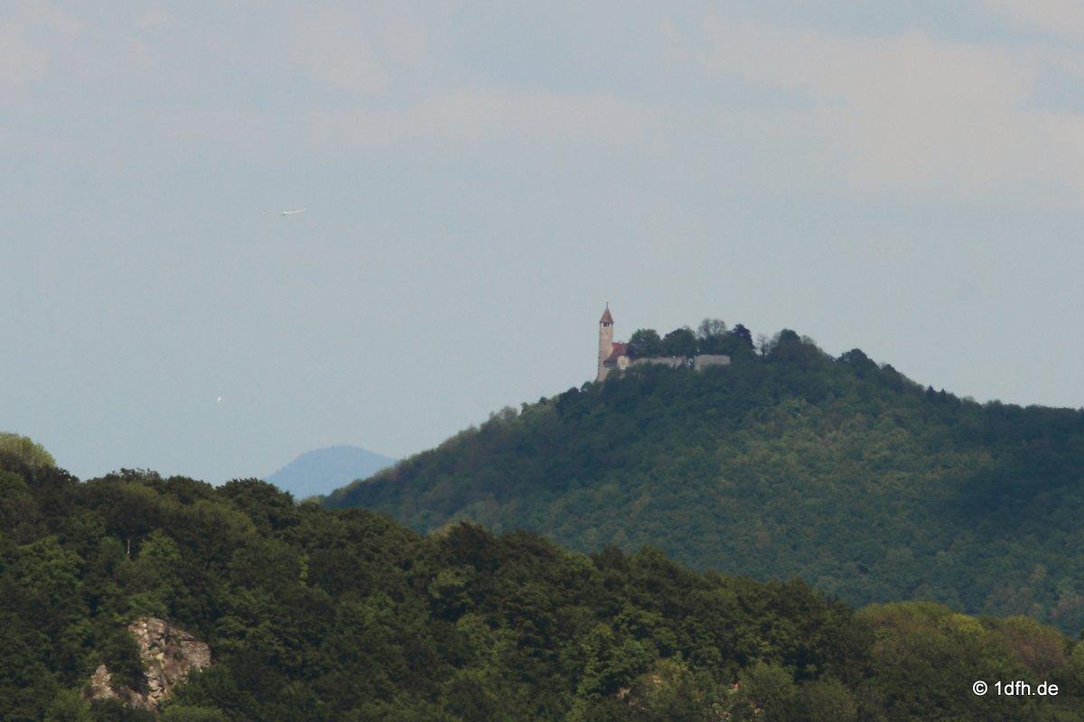 Burg Hohen Neuffen 18.05.2014