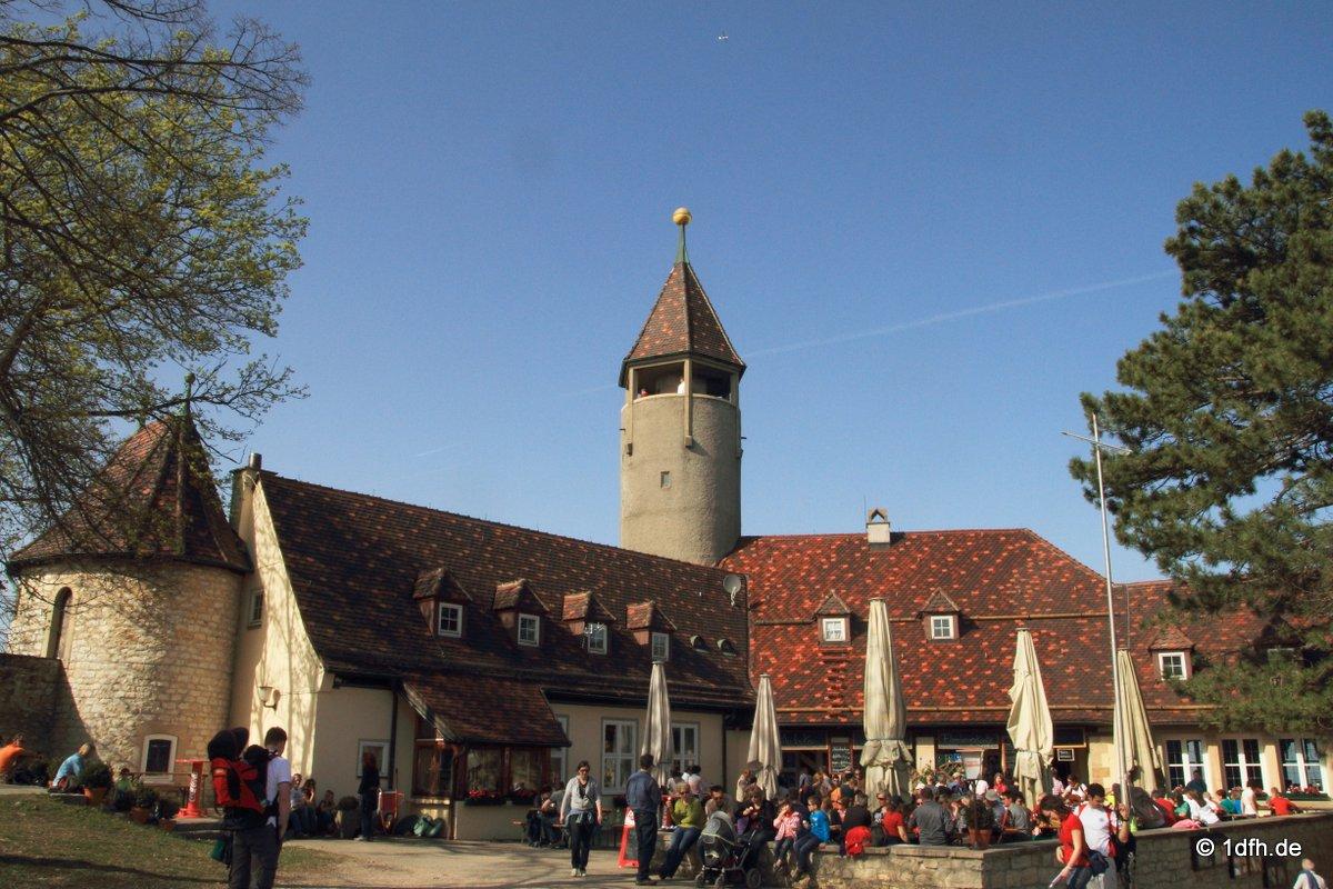Burg Teck 30.03.2014
