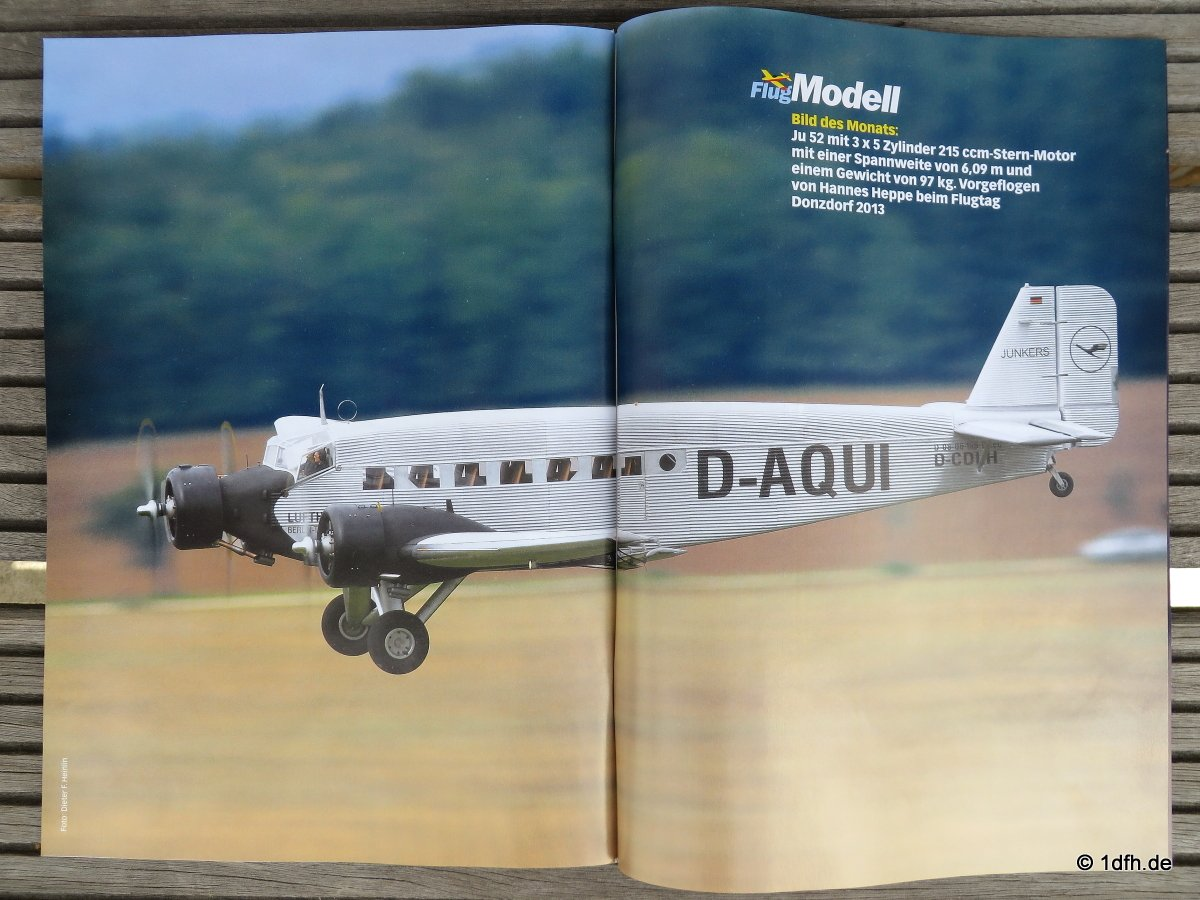 FlugModell 06.2014
