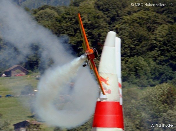 Red Bull Air Race Nicolas Ivanoff