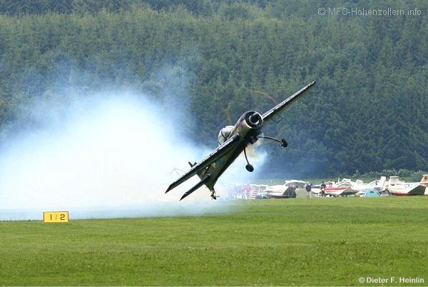 Tannheim Jak-55 Jakowlew Uli Dembinski