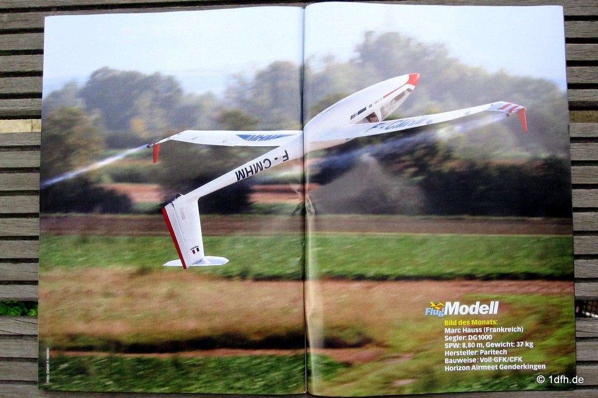 FlugModell 08/2014