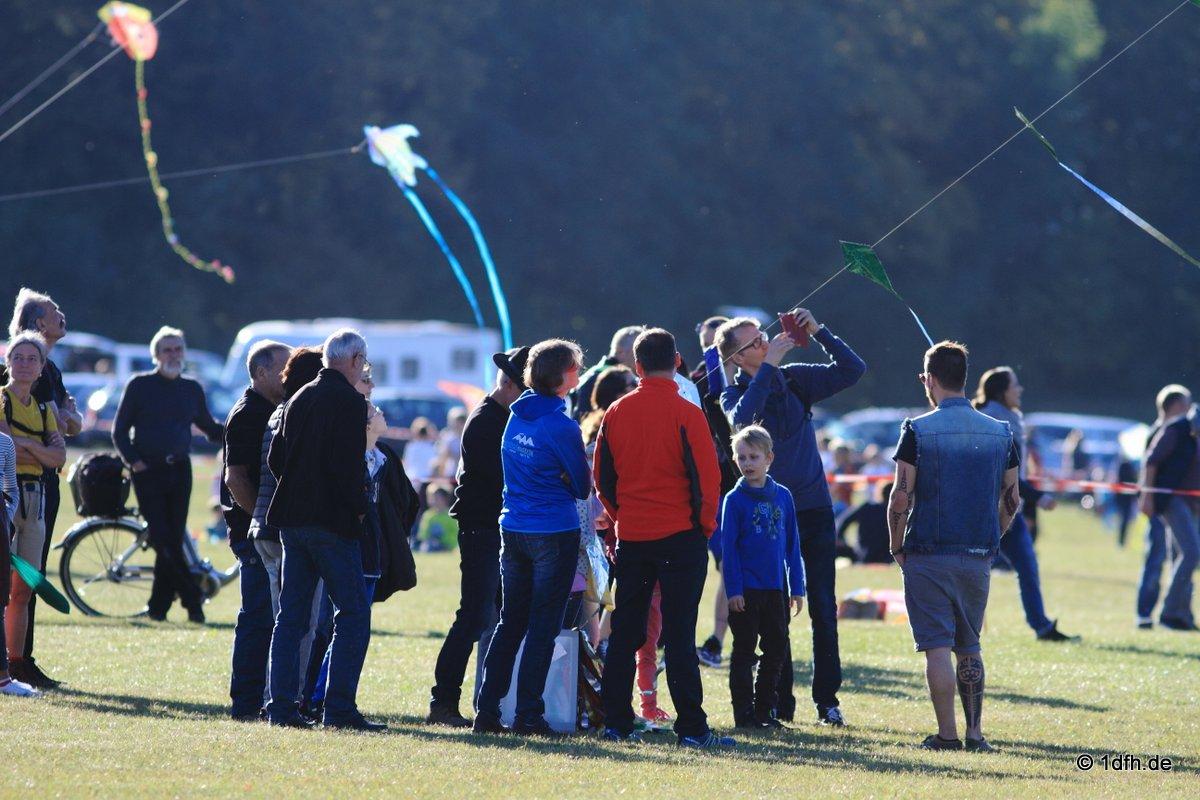 Drachenfest Fliegergruppe Hülben e.V. 16.10.2016