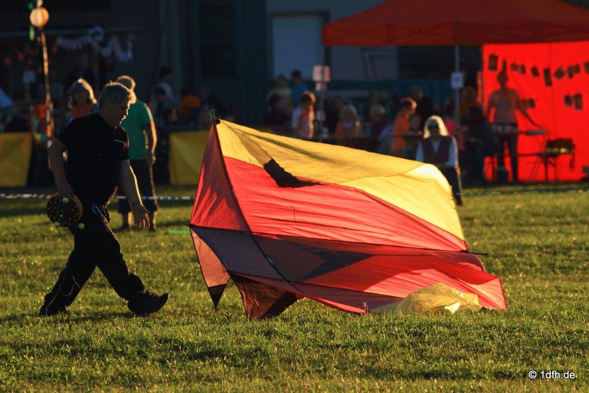Drachenfest Fliegergruppe Hülben e.V. 2014