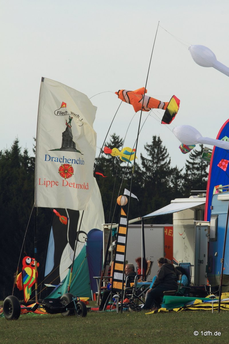 Drachenfest LSV-Münsingen-Eisberg e.V. 2013
