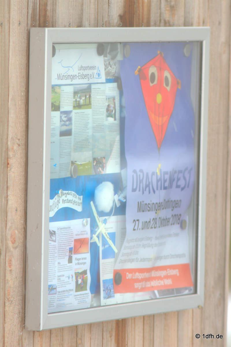 Drachenfest Luftsportverein Münsingen-Eisberg e.V. 28.10.2018