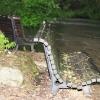 Echaz Hochwasser