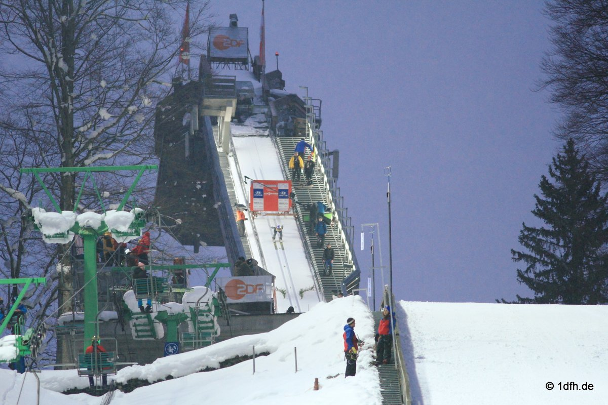 FIS Ski Jumping World Cup Oberstdorf