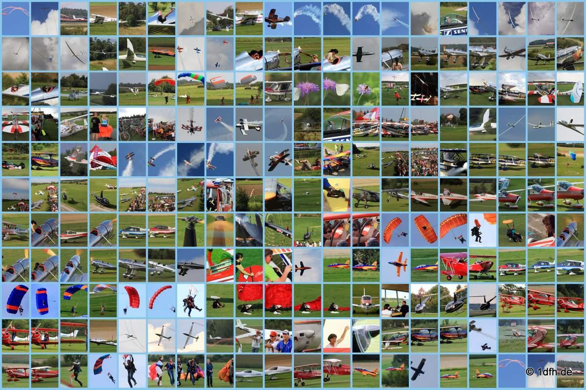 Flugplatzfest FLG Blaubeuren e.V 2014
