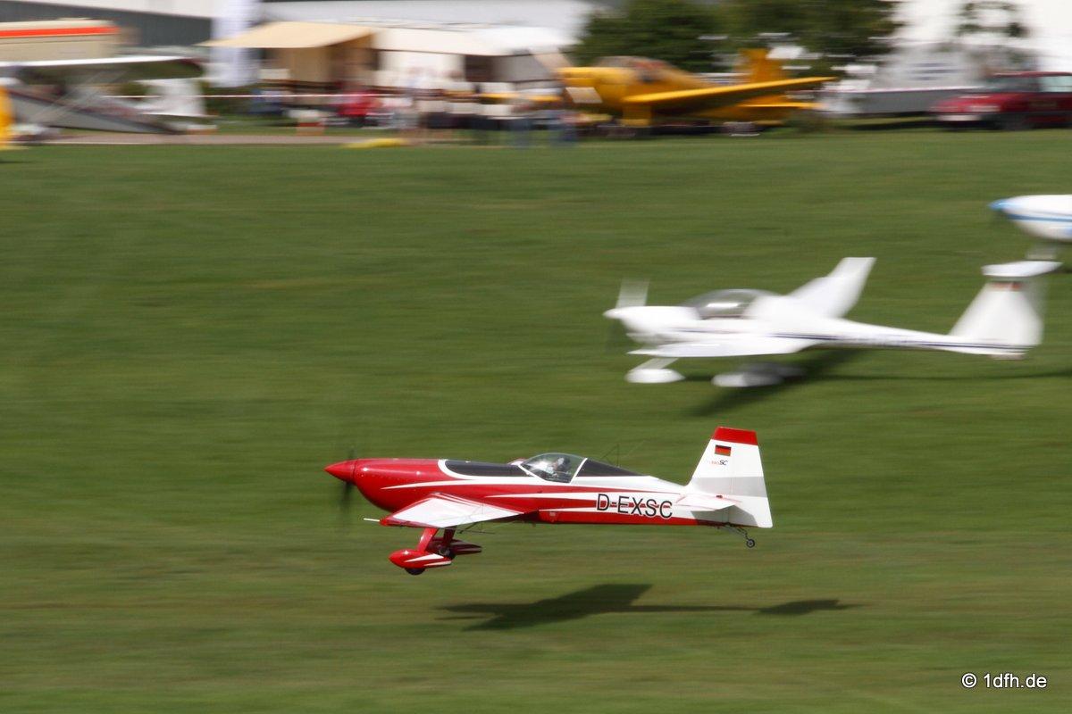 Flugplatzfest Degerfeld 25.08.2012