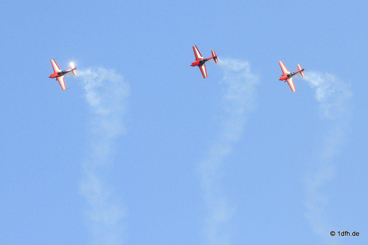 Flugplatzfest Luftsportverein Degerfeld 26.08.2017