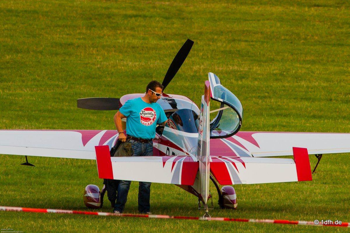 Flugplatzfest Degerfeld