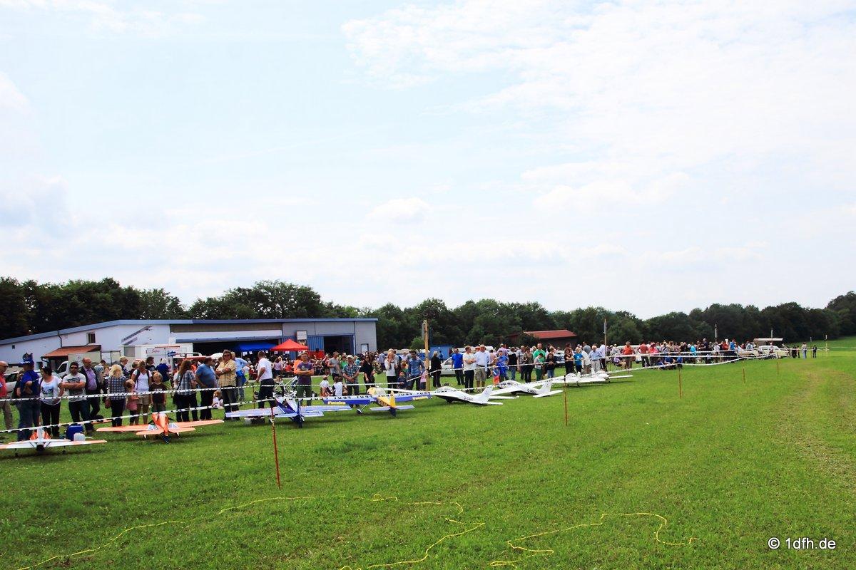 Flugplatzfest Fliegergruppe Hülben e.V. 2014