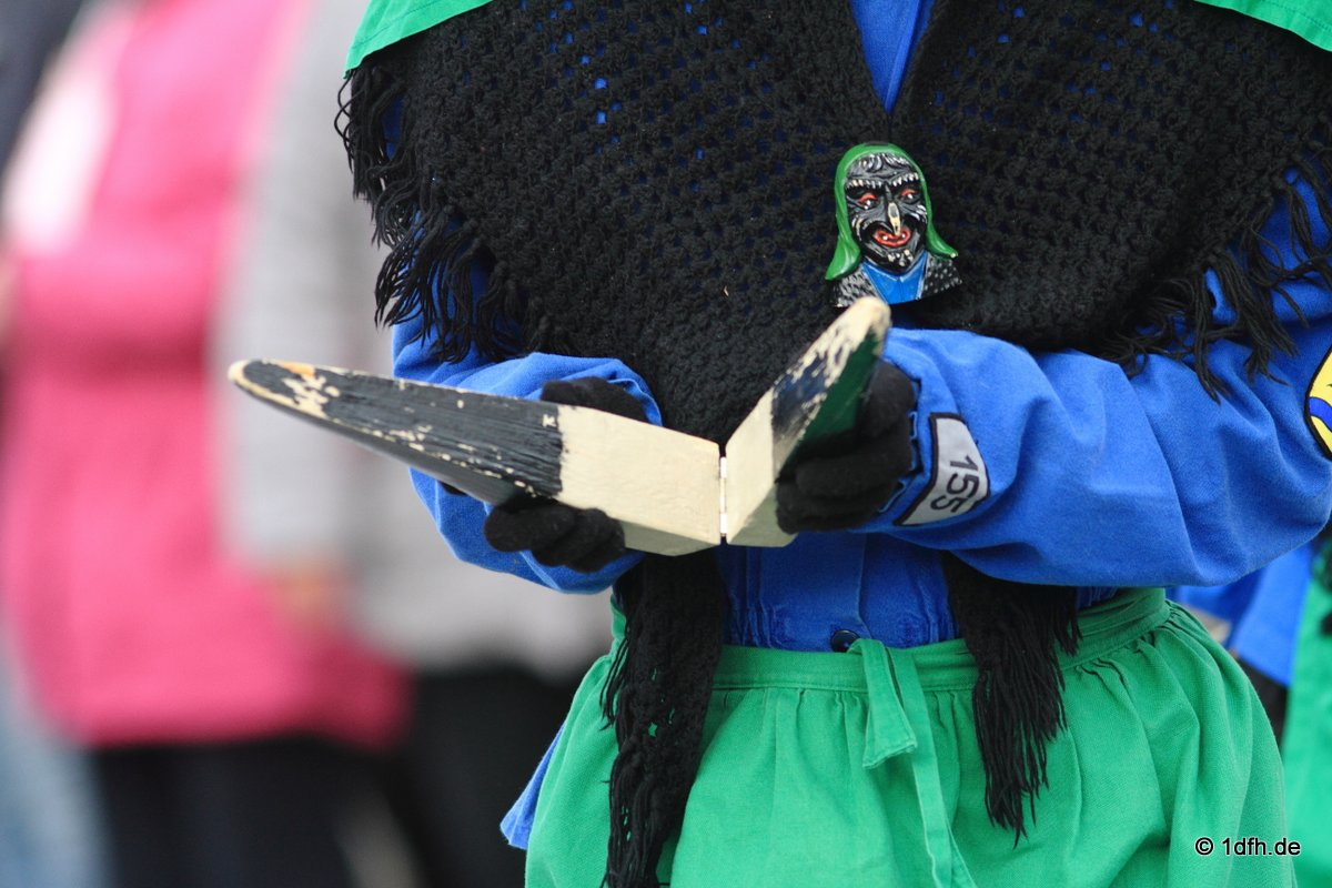 Oberstetter Fasnetsumzug 19.02.2017
