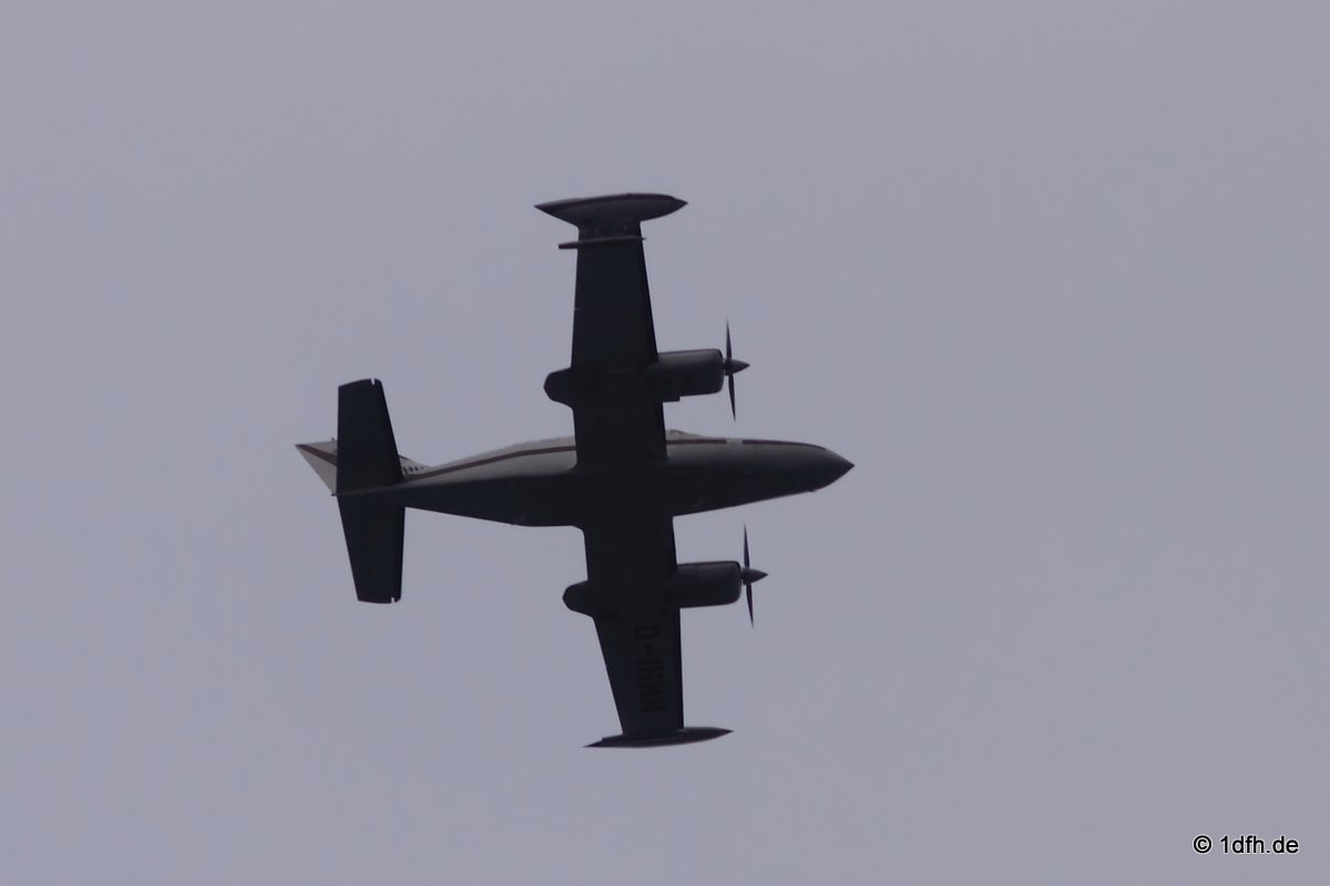 Hagelflieger D-IHHH Jumara Air Service 23.07.2016