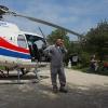 Hubschraubereinsatz Georgenberg 18.08.2009