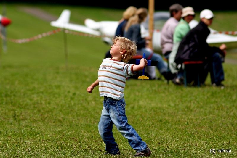 Flugplatzfest Hülben 02.08.2009