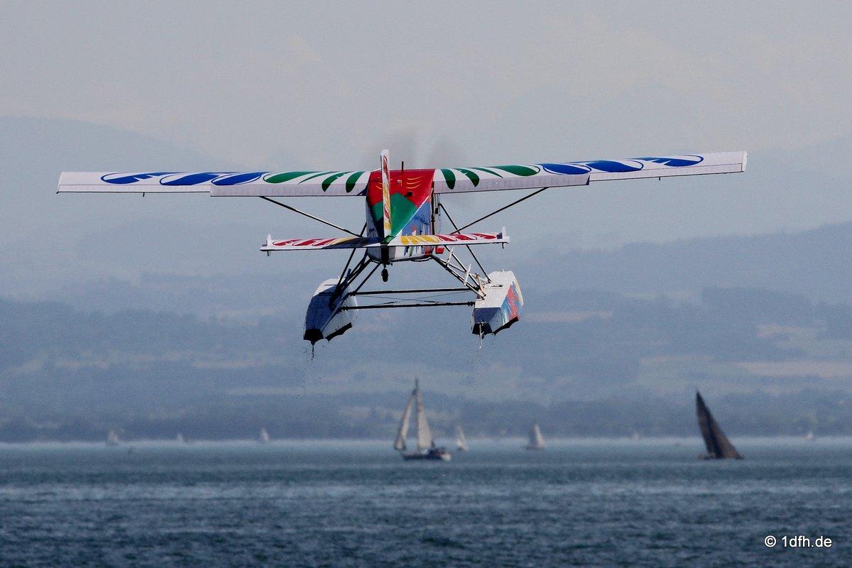 100 Jahre Wasserflugzeugbau FN