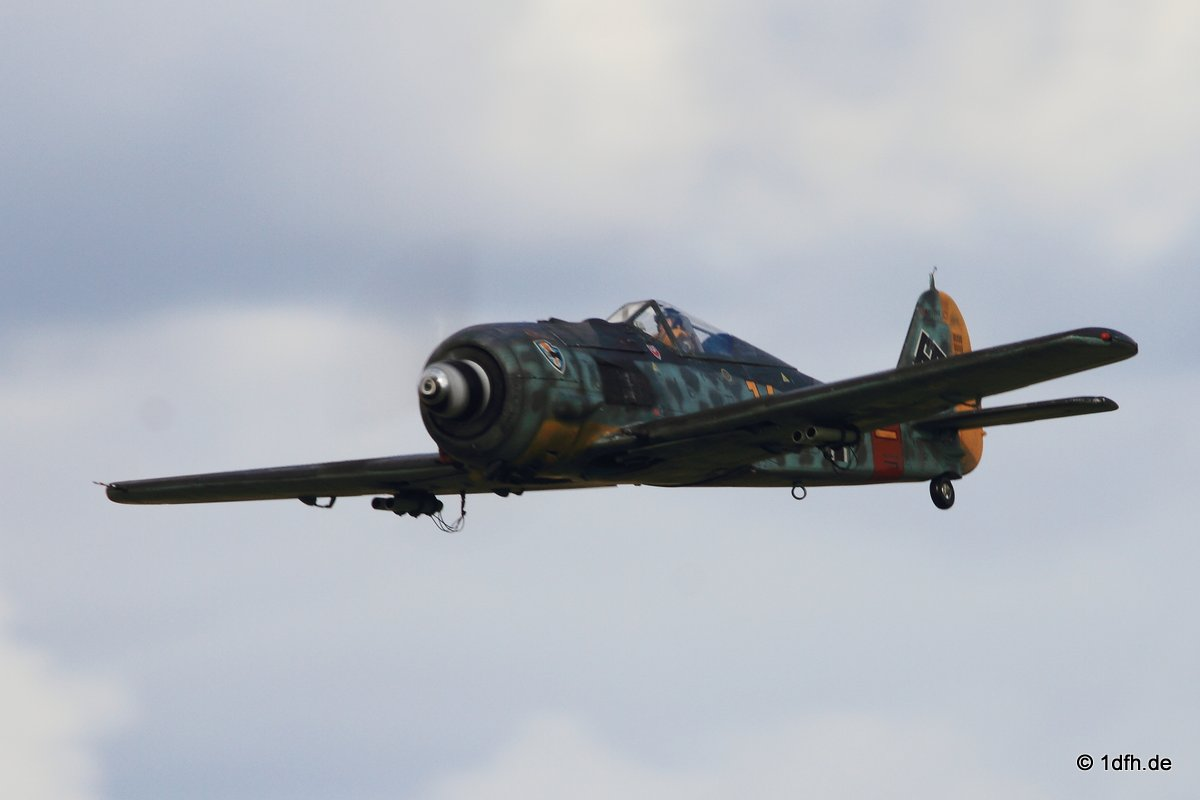 Modellflugtag Tag der Deutschen Modellflieger Modellfluggruppe Seekirch 03.10.2016